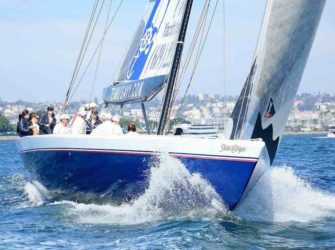 america's cup sailing Sandiego