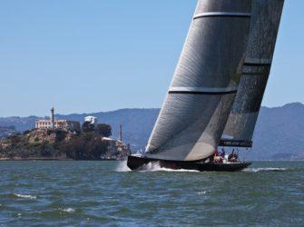 america's cup sailing san francisco