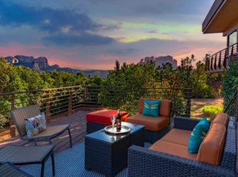 sedona luxury rental home