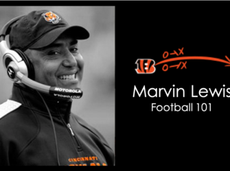 Marvin Lewis football 101